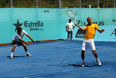 Mutua Madrid Open, ATP/WTA 2011